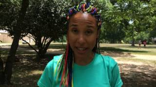 Sarah Thompson's experience at Peacebuilders Camp