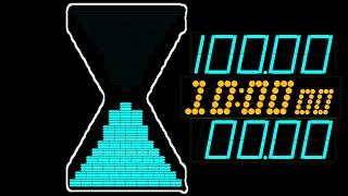 BCG 10 Minutes Countdown (LED Hourglass Sand Timer) Remix BBC London 2008 Countdown Theme