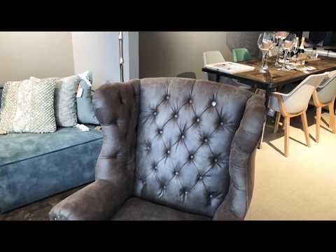 das apartment Living - Verarbeitung Rivièra Maison Franklin Park Wing Chair