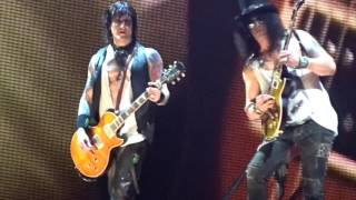 Guns n Roses-Wish You Were Here @Sydney 2017