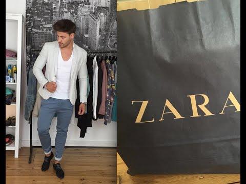 Zara Shopping Haul - SMART CASUAL - Männer Business Outfit