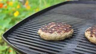 Turkey Shish Kaburger – Memorial Day Turkey Burger Special – Shish Kabob Style Turkey Burger