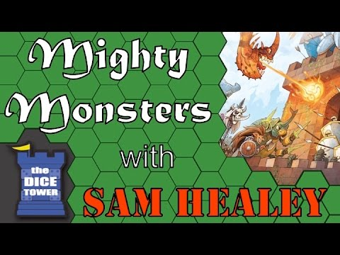 Mighty Monsters Review - with Sam Healey