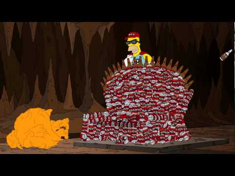 The Simpsons Game Of Thrones (Duff Version) 1080p Mp3