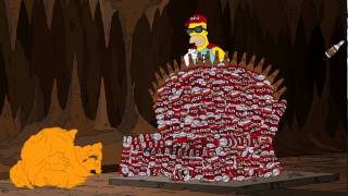 The Simpsons Game Of Thrones (Duff Version) 1080p