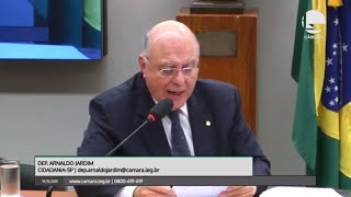 Parcerias Público-Privadas - Votação do parecer do relator, deputado Arnaldo Jardim - None
