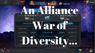 MCOC AW Update v15 0: Alliance War Season 2 Map Discussion