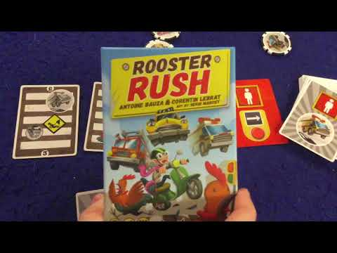 Bower's Game Corner: Rooster Rush Review
