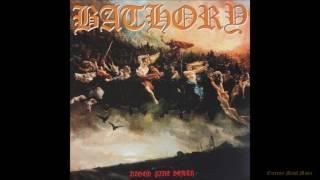 BATHORY Blood Fire Death Full-length 1988