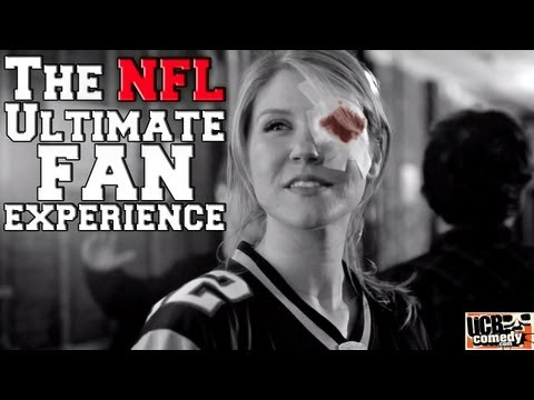 The NFL Ultimate Fan Experience: a PARODY by UCB's The Punch