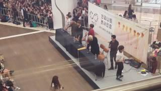 161009 인피니트 코엑스 공개 팬싸인회 마지막ment