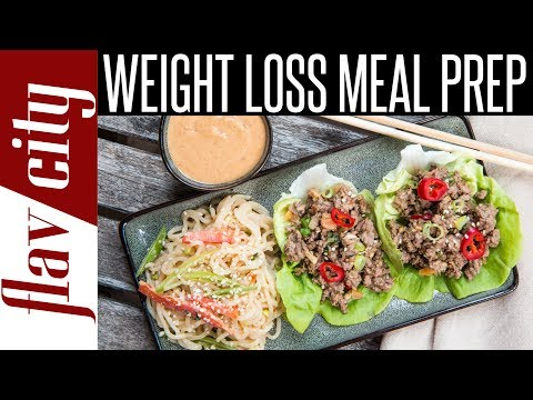 Video Two Easy Healthy Recipes For Losing Weight - Tasty Weight Loss Recipes