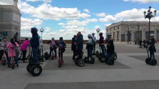 Segway Madrid Videos