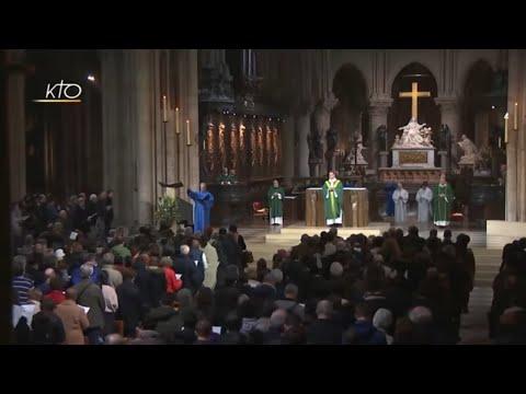 Messe du 17 février 2019
