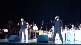 Краснодарский биг-бенд Георгия Гараняна, Карл Фриерсон и Павел Зибров - What