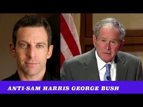 Thought Experiment: What If George W. Bush Made Fun Of Sam Harris? (TMBS 100)