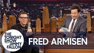Jimmy Remixes Fred Armisen