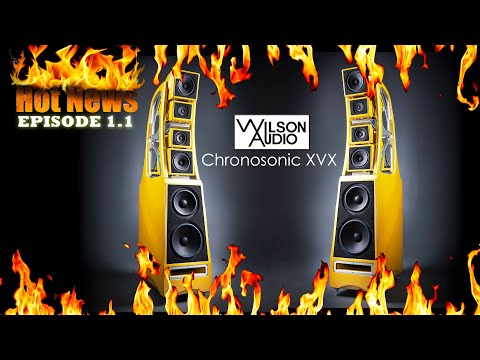 External Review Video xpOfFQOZG9Y for Wilson Audio Chronosonic XVX Floorstanding Loudspeaker