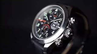 Fortis - Classic Cosmonauts Steel Collection