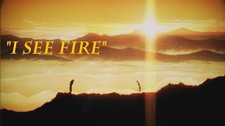 """""""I See Fire"""" -  The Boy and The Beast AMV"""