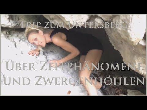 Untersberg - Über Zeitphänomene und Zwergenhöhlen