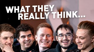 What do they really think? | Fnatic LIA Live [Full]