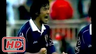 [サッカーJP]歴史的中山雅史が決めた日本代表のW杯初ゴール