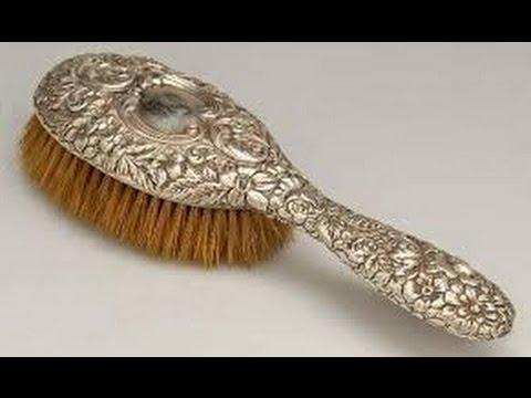 Como Hacer un Cepillo para el Cabello decorado con Arte Ruso - Hogar Tv  por Juan Gonzalo Angel