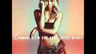 Ciara feat. Nicki Minaj - I'm Out (Instrumental) (With Hook)