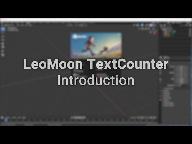 LeoMoon TextCounter