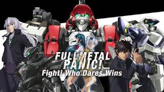 Picture of a game: Full Metal Panic Fight! Who Dares Win