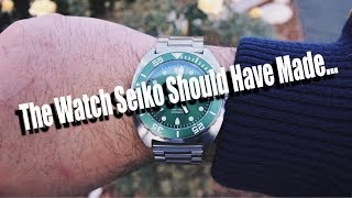 The Watch Seiko Should Have Made