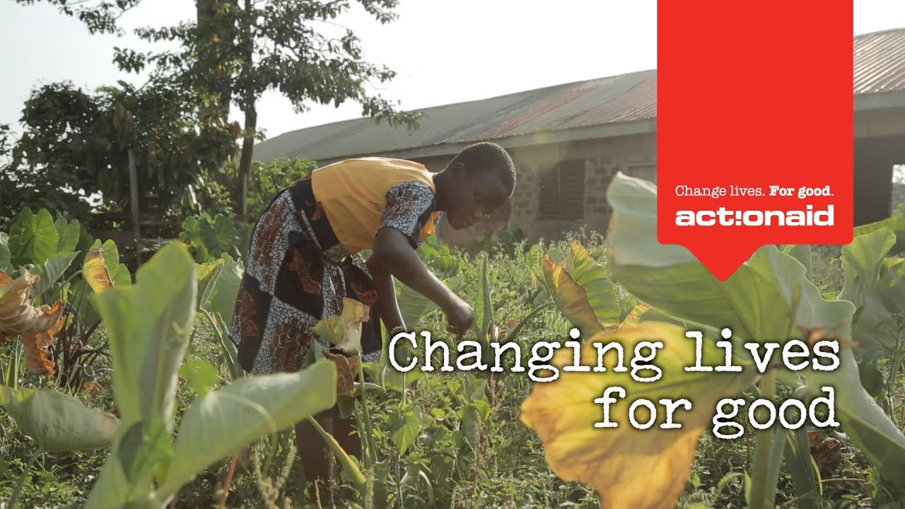 ActionAid's work changing lives for good in 2015