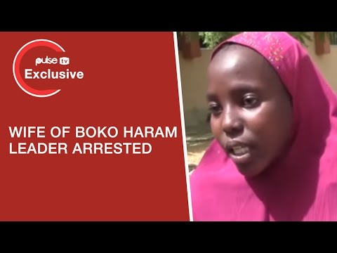 Boko Haram: NSCDC Arrests Wife Of Terrorist Sect Factional Leader   Pulse TV