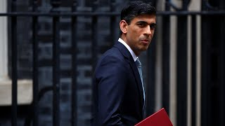 Rishi Sunak warns of 'tough choices' on tax rises but says it is 'ambition' to keep triple lock