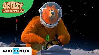 Grizzy i lemingi   Księżycowy niedźwiedź   Boomerang