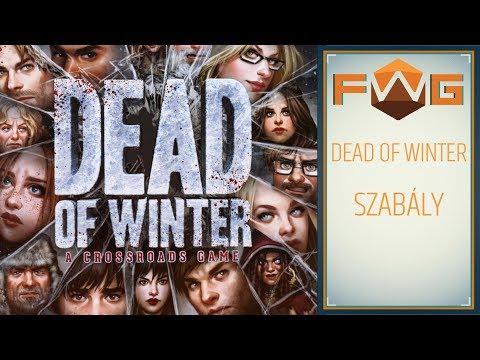 Fun With RuleZ | Dead of Winter szabály - Fun With Geeks
