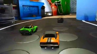 Table Top Racing: World Tour Game Review (PS4) (2016) (HD Gameplay)