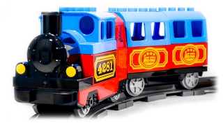 LEGO Duplo My First Train Set 10507  Video Review