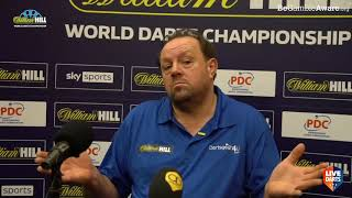 """Jason Lowe on beating Michael Smith: """"He was frustrated, shouting and I thought, I've got you here."""""""
