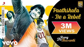 A.R. Rahman - Paathshaala Best Video Rang De Basanti