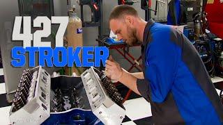 Building a 427 Stroker from a Ford Boss 351 Block - HorsePower S15, E6