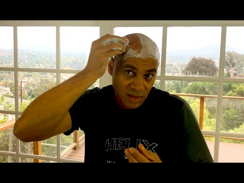 45 Second OmniShaver Head Shave & Review