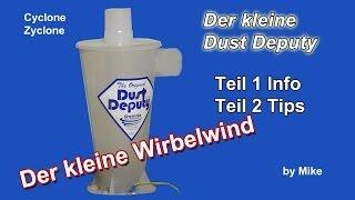 Werkstattsauger / Dust Deputy / Cyclone / Zyclone, Absaug- Vorstufe Teil 1 von 2