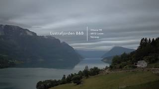 Lustrafjorden, Norway