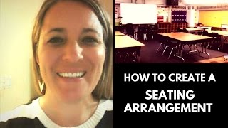 SEATING ARRANGEMENTS L TEACHING TIPS