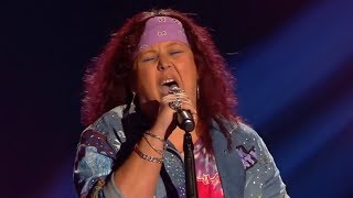 Best Rock & Metal Auditions in THE VOICE [Part 3]