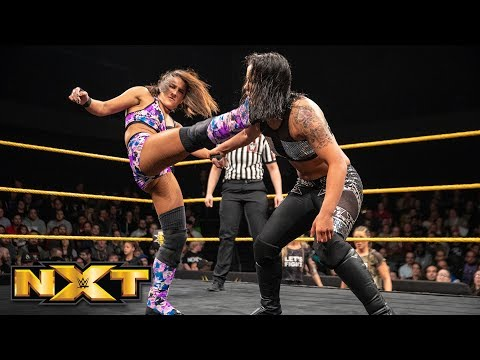 Download Dakota Kai vs. Shayna Baszler: WWE NXT, Dec. 5, 2018 HD Mp4 3GP Video and MP3