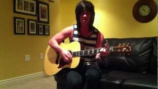Marianas Trench- Fallout Cover