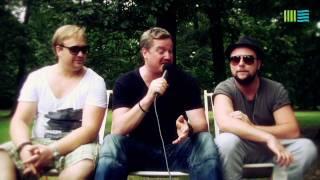 Green & Blue 2011: Markus Fix & Chris Tietjen Interview